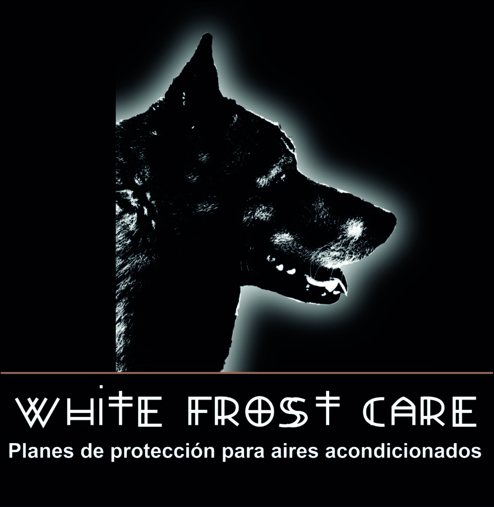Logo White Frost Care