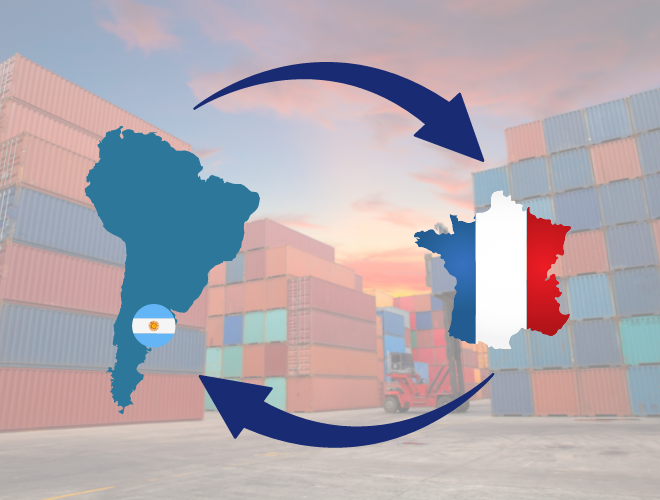 Import export empresas argentina francia america latina